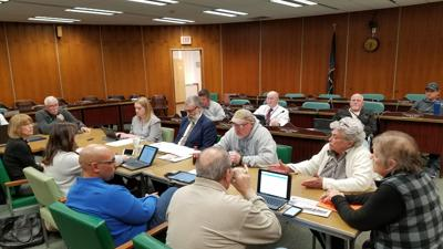 Cayuga County Legislature Government Operations Committee