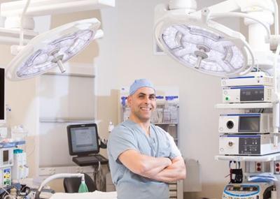 Chadderdon: New Auburn orthopedic surgeon finds work