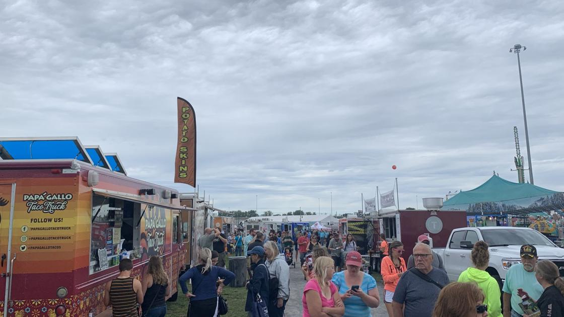 NYS Fair 2019 Food Truck Competition: Day 1 entries (including Auburn food  truck), ranked | Local News | auburnpub.com