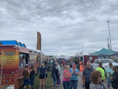 NYS Fair 2019 Food Truck Competition: Day 1 entries