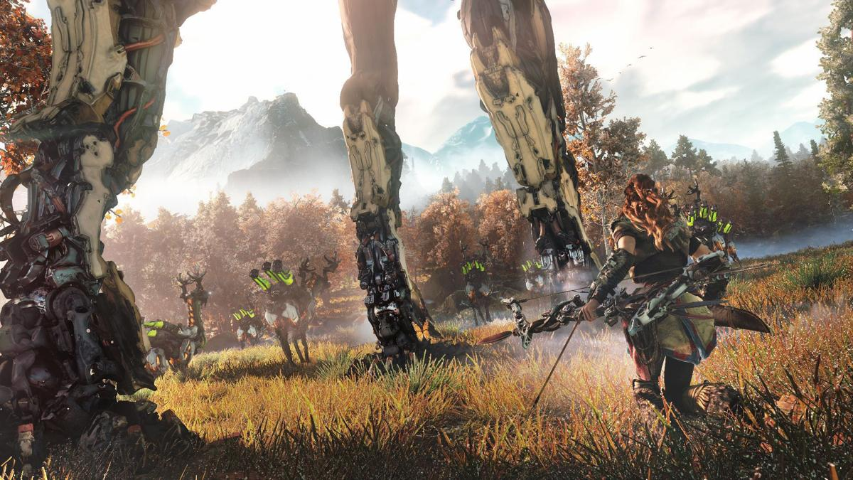 Review: 'Horizon Zero Dawn' a gamey but gripping PS4 exclusive