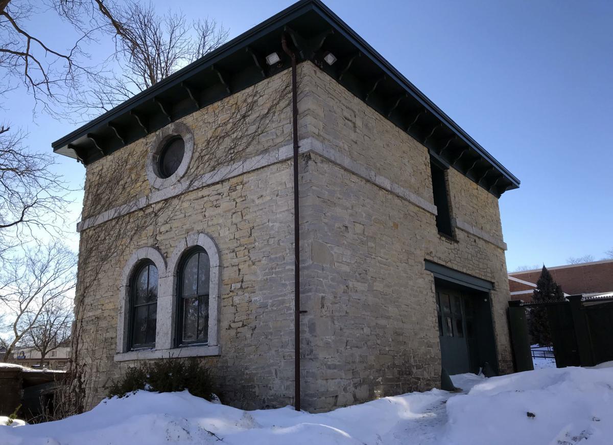 Seward House 1