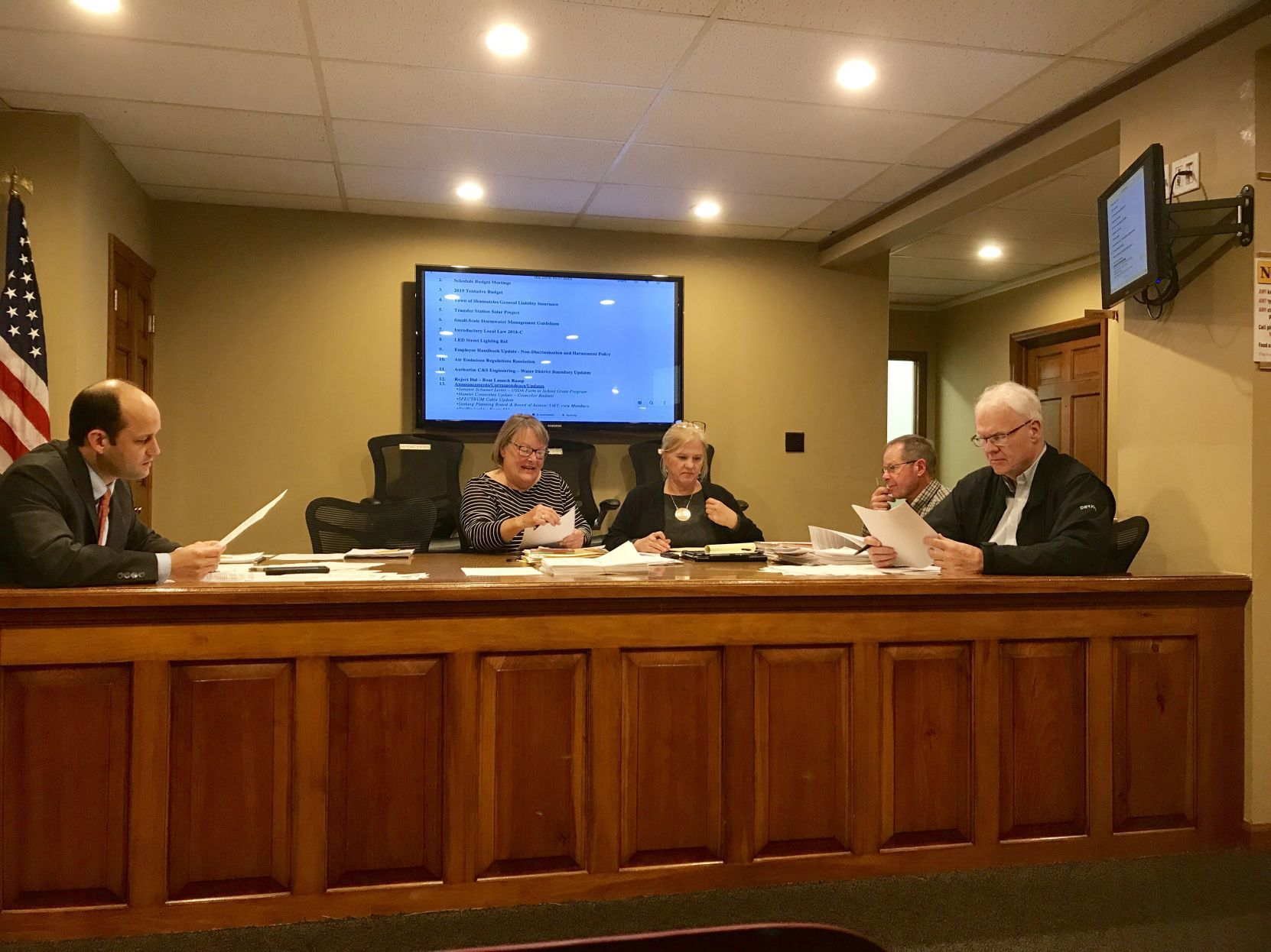 Town of Skaneateles approves 2019 budget, lake monitoring funds increased