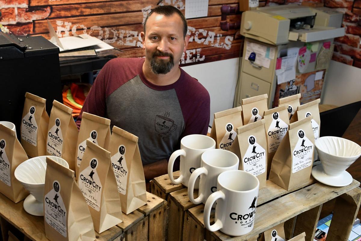Crow Coffee Roaster 1