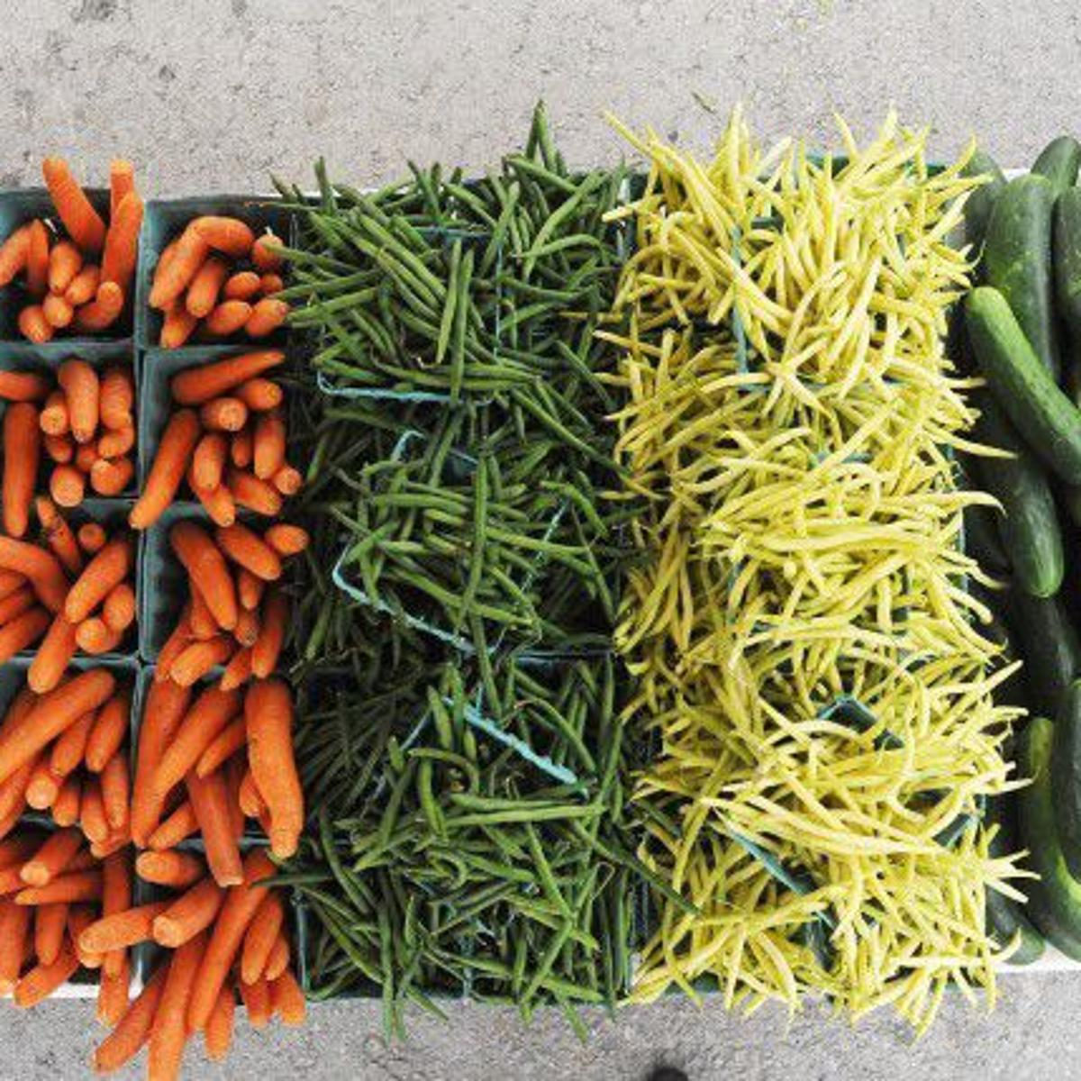 Cosentino: Browsing the Auburn Farmers Market   Lake Life