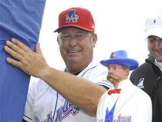 Holmberg's number retired by Doubledays