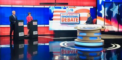 Katko, Balter spar over I-81, Social Security during final TV debate before election
