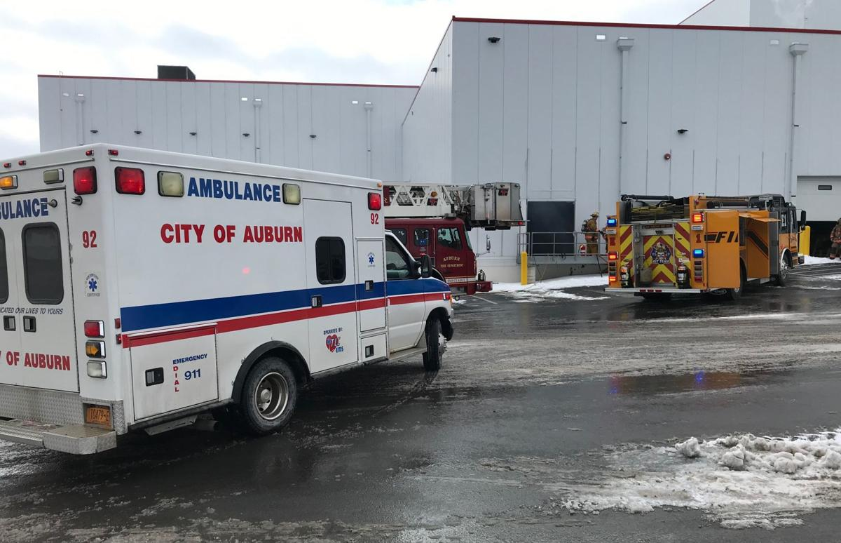 Three hospitalized after electrical fire at milk plant in Cayuga C
