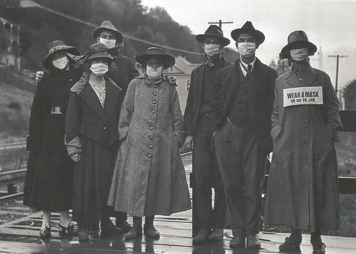Randall: The 1918 flu pandemic vs. COVID-19   Lifestyles ...