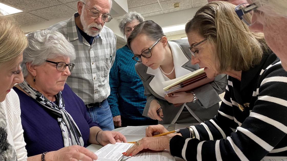 Didio, Locastro maintain slim leads after Cayuga County absentee ballot count - Auburn Citizen