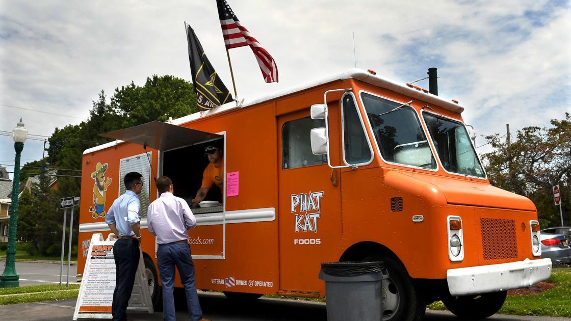 Food Trucks In Cayuga County Two New Auburn Trucks Join A Scene
