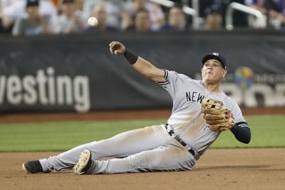 Yankees Mets Baseball