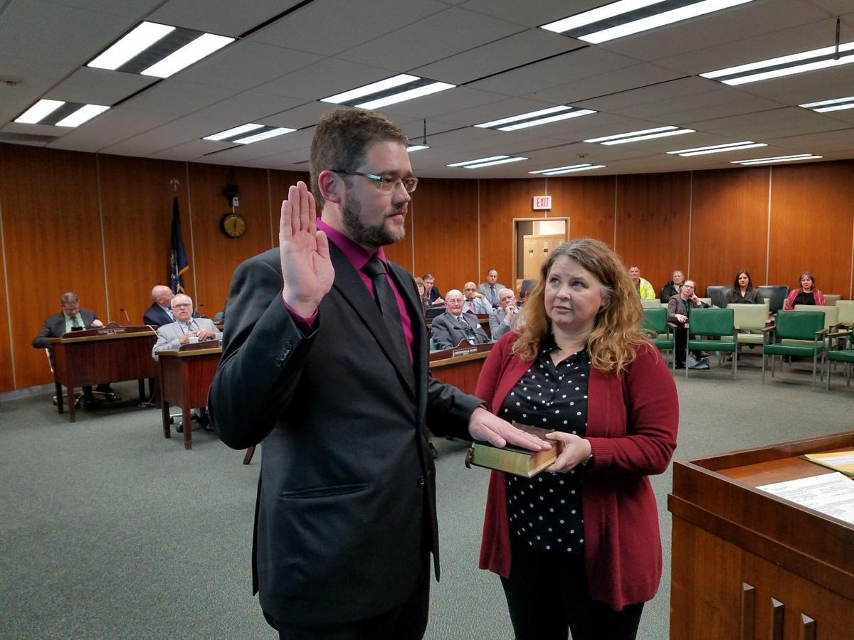 Cayuga County Legislature names new legislative chair