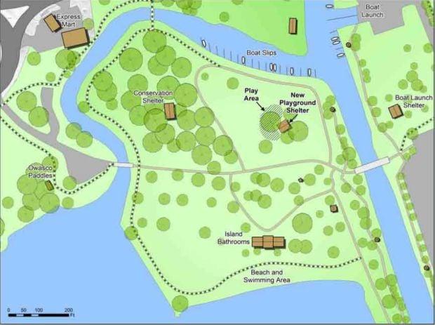 Emerson Park Master Plan Playground