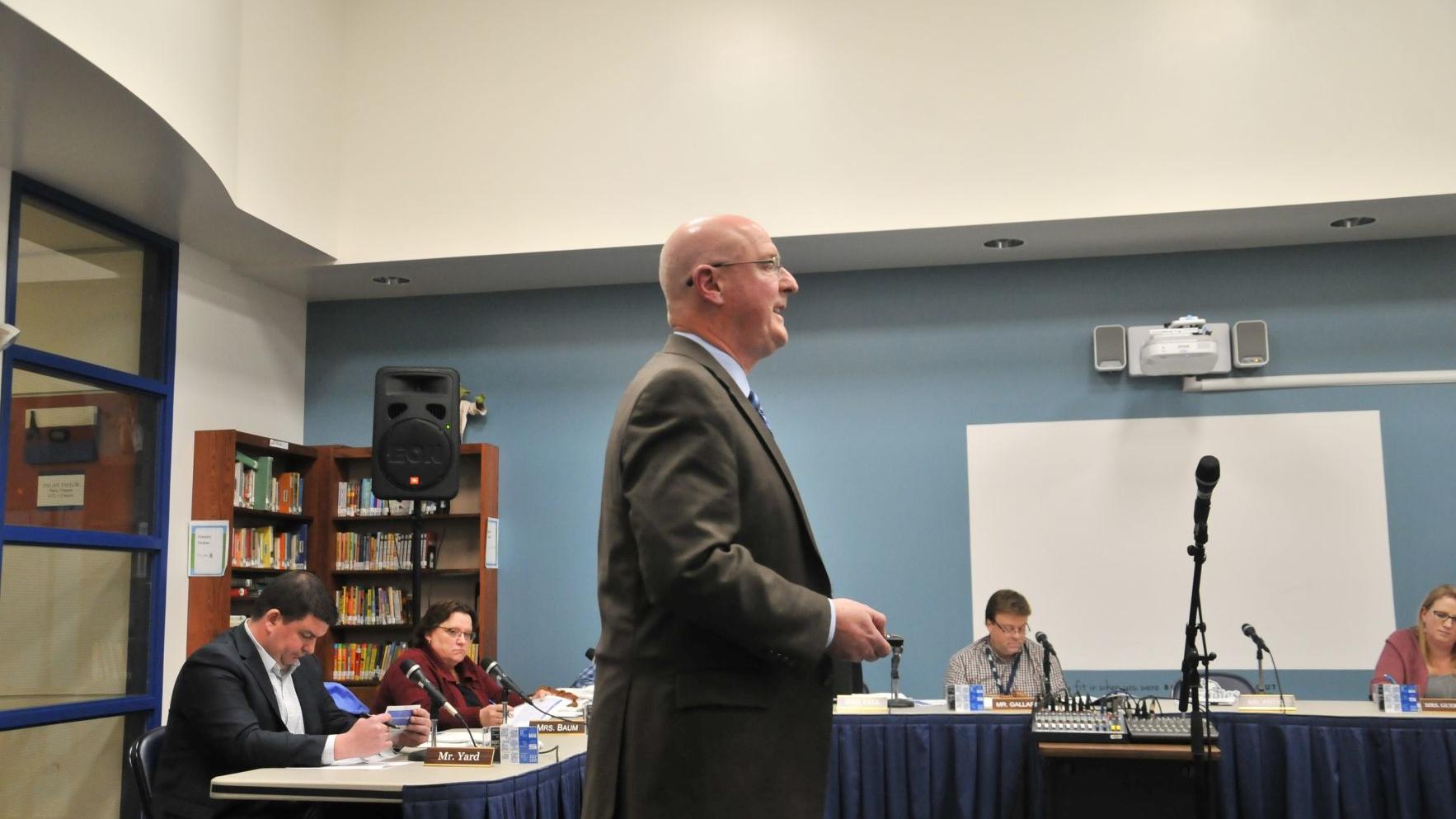 Jordan-Elbridge school district's budget ready for voters
