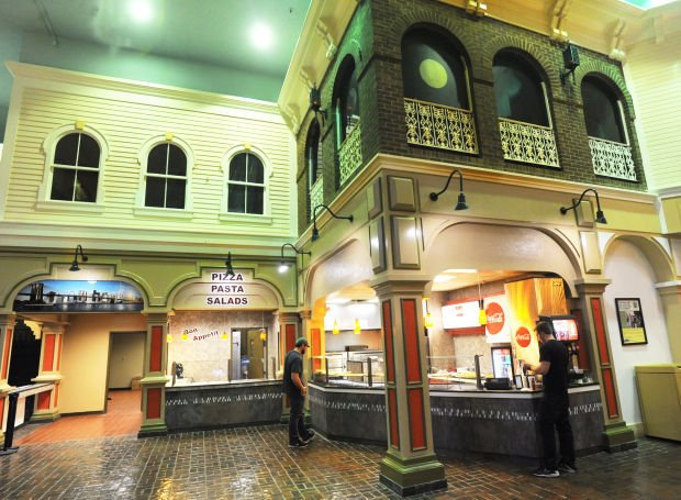 Burgers and Brooklyn: Fingerlakes Mall adds two eateries ...