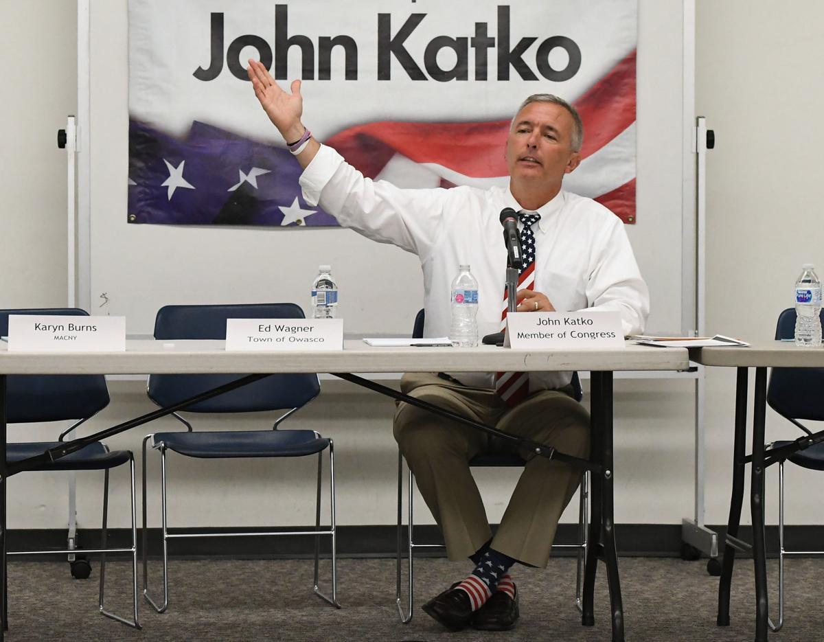 Rep. John Katko leads GOP call to renew Violence Against Women Act