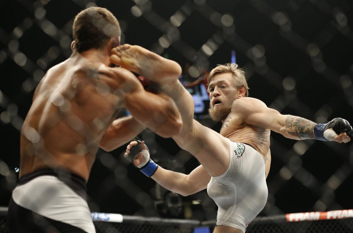 UFC will hold fight at Madison Square Garden in April 2016 — if ...