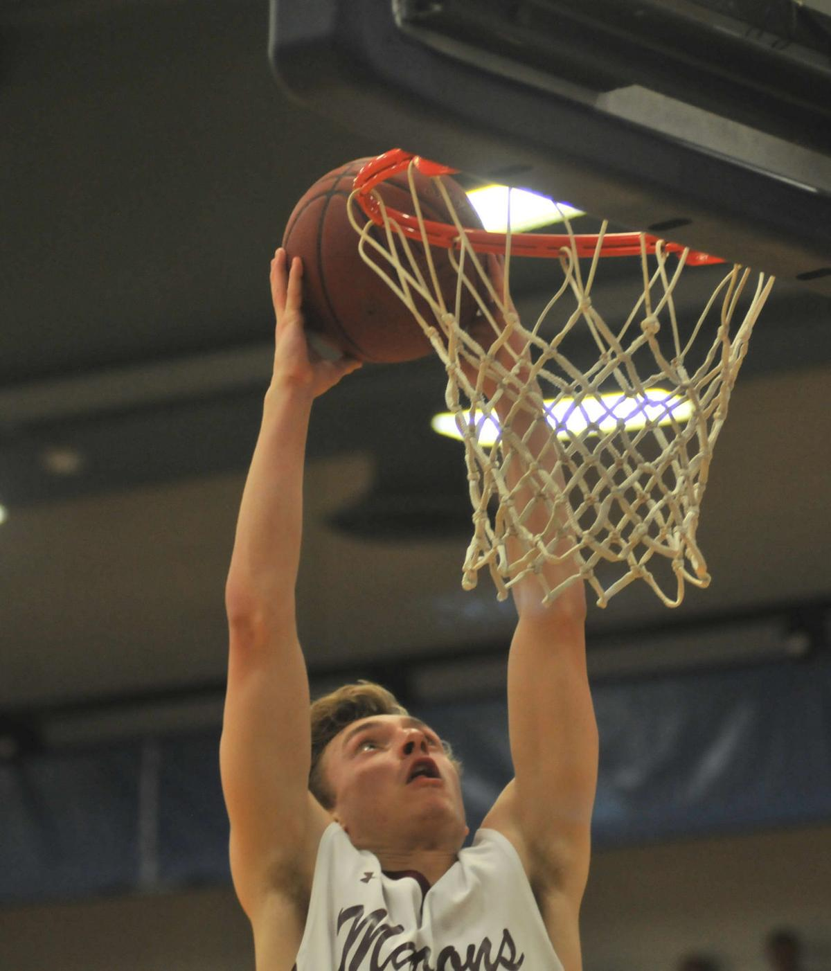 Auburn boys basketball - Cook