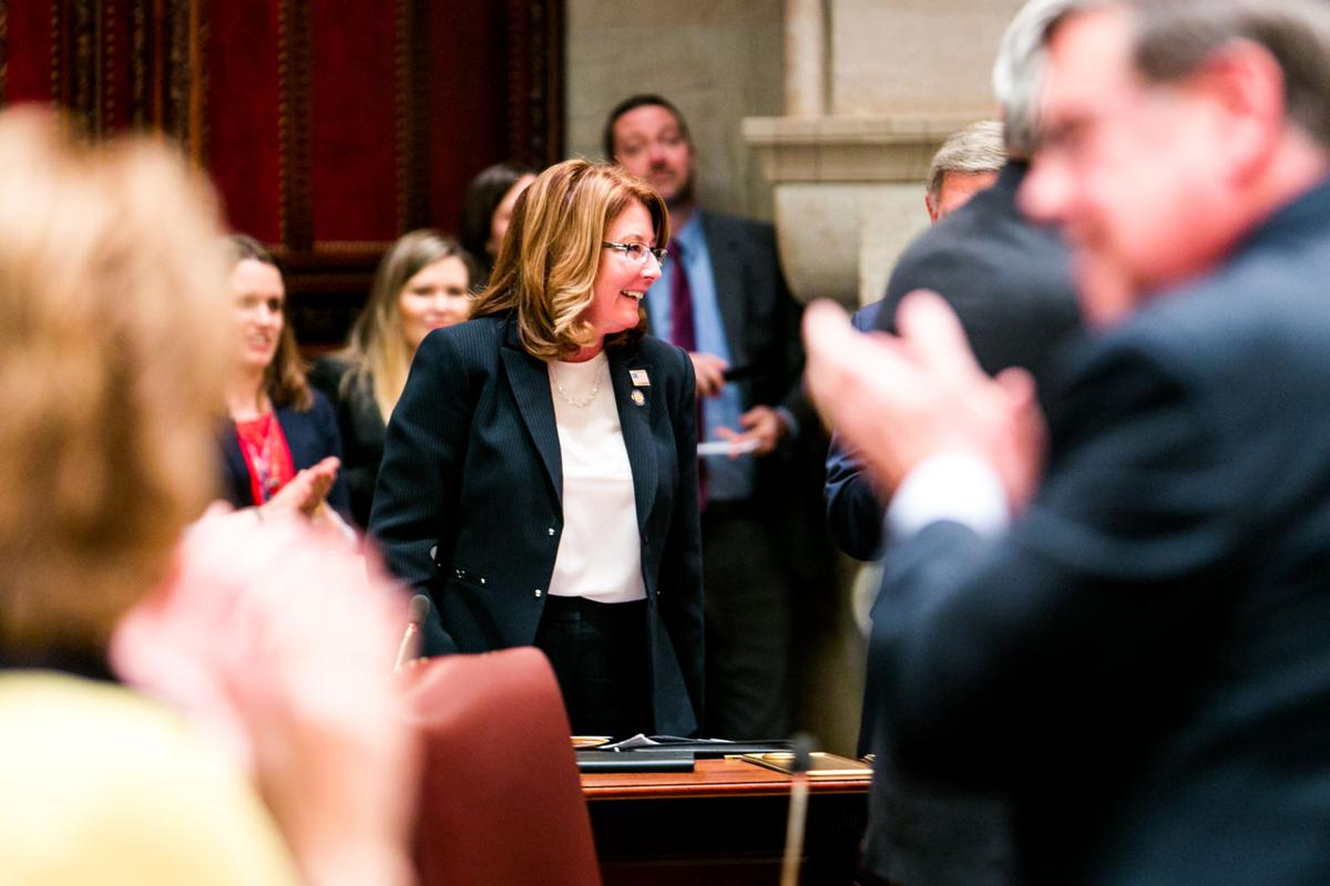 Helming Senate vote