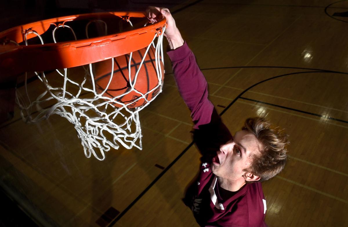 Boys Basketball All Stars Cook Smashes Auburn S Scoring