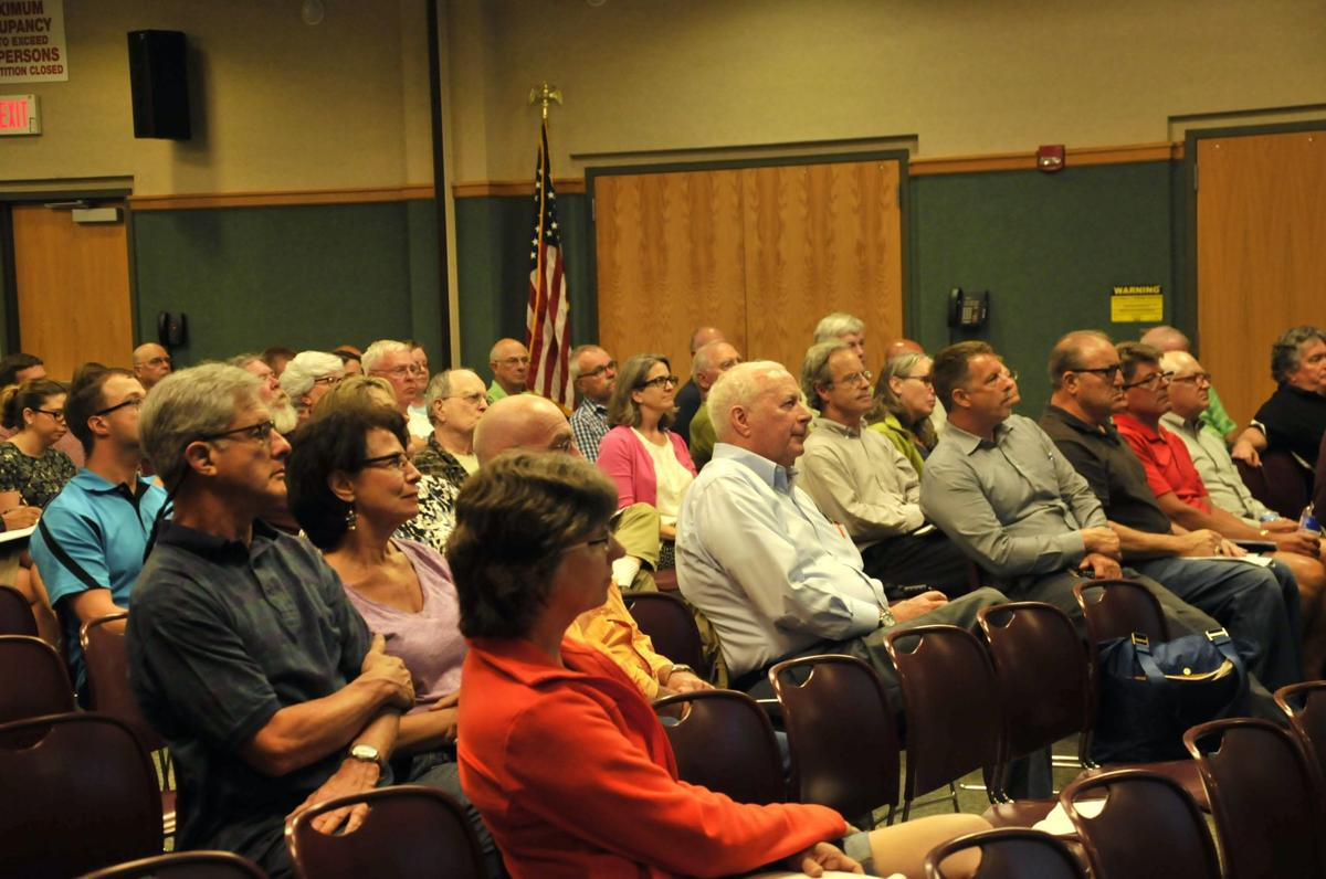 Owasco Lake watershed rules and regulations meeting