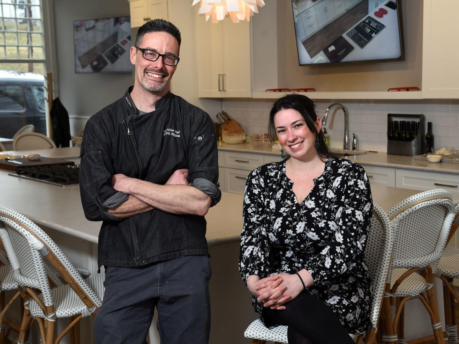 Educational Eating Inns Of Aurora Opens Demonstration Kitchen Relaunches Restaurant Lifestyles Auburnpub Com
