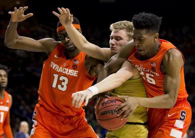 Syracuse Notre Dame Basketball