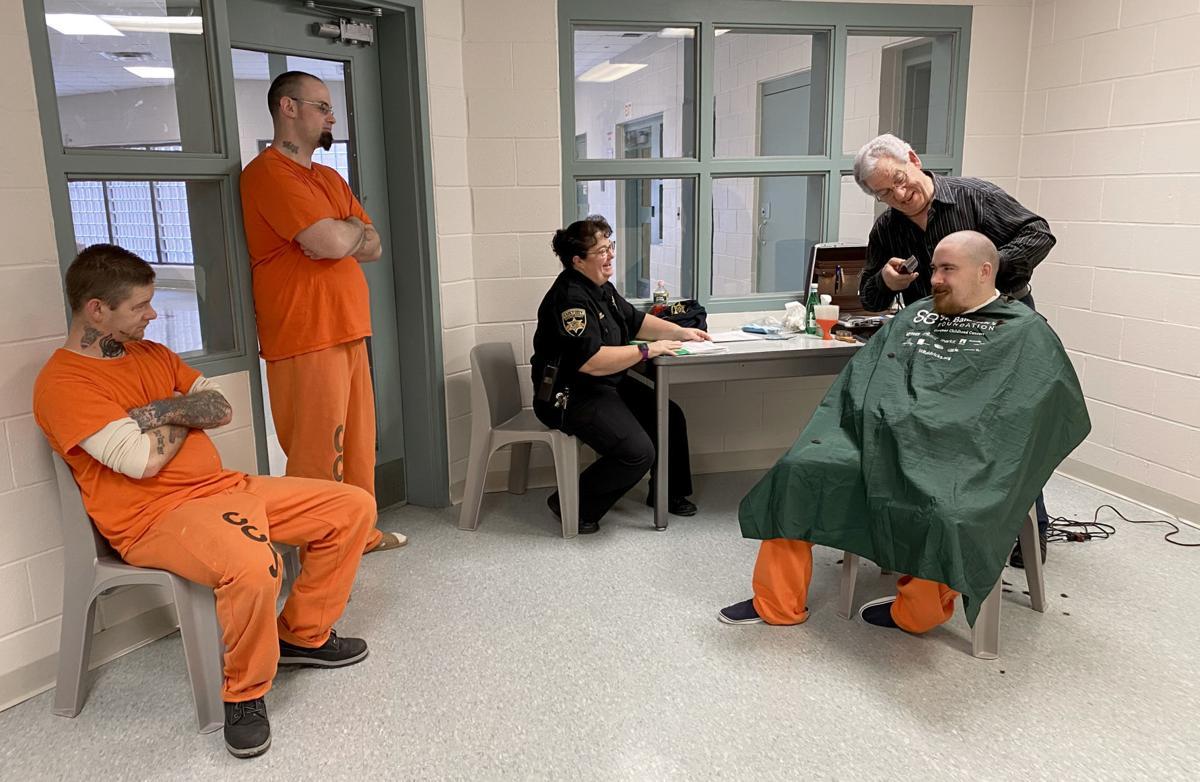 Jailhouse barber 1