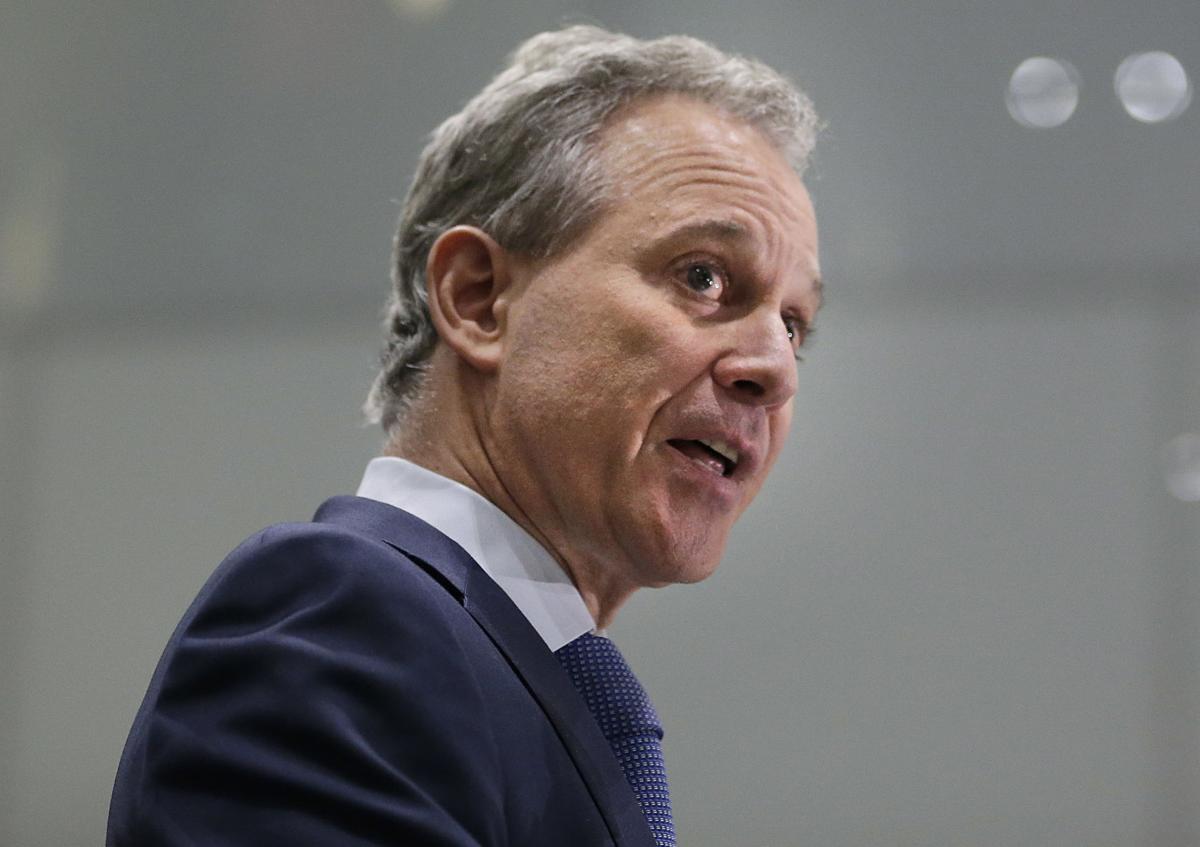 Schneiderman Sexual Misconduct