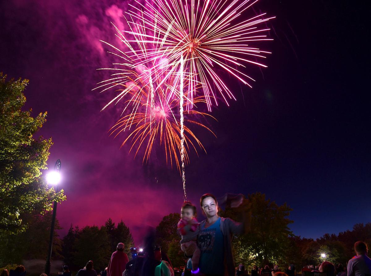 Emerson Park Fireworks 1x