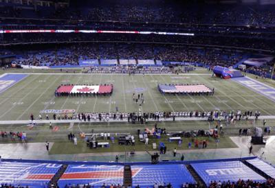 Falcons Bills Football