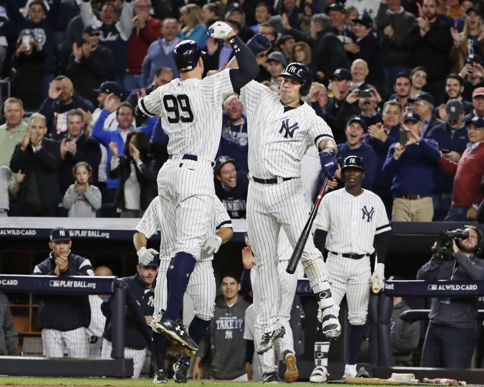 Five Yankees who must perform in Tuesday's one-game playoff vs