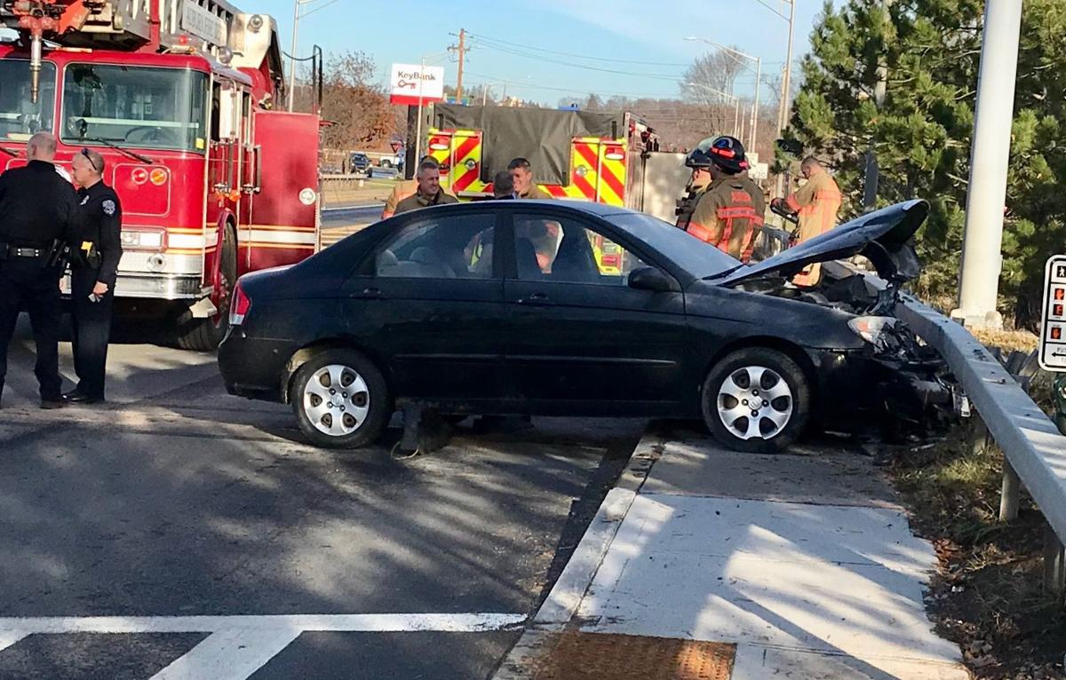 How To Find Out About Recent Car Accidents >> Traffic Redirected Due To Car Accident On Genesee Street In