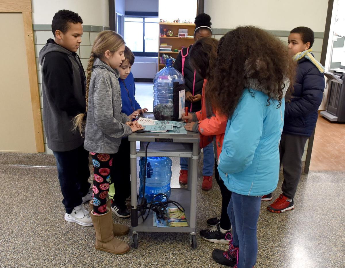 School donations 2
