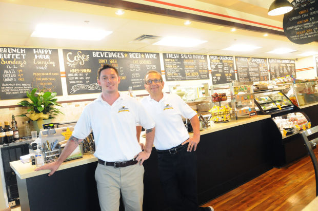 Downtown Deli 2 0 Owners Expand Business To Auburn S