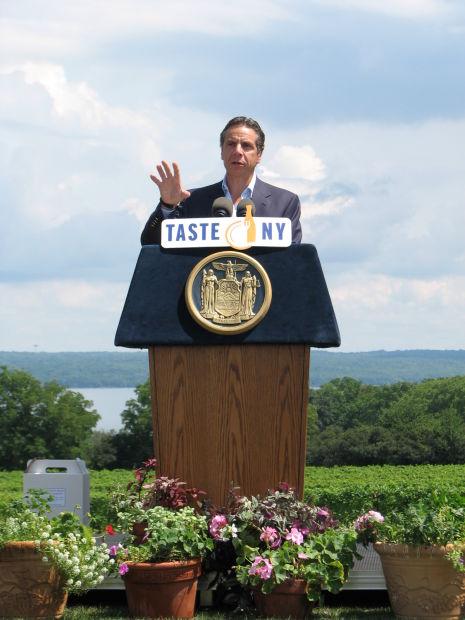 Andrew Cuomo - Taste NY