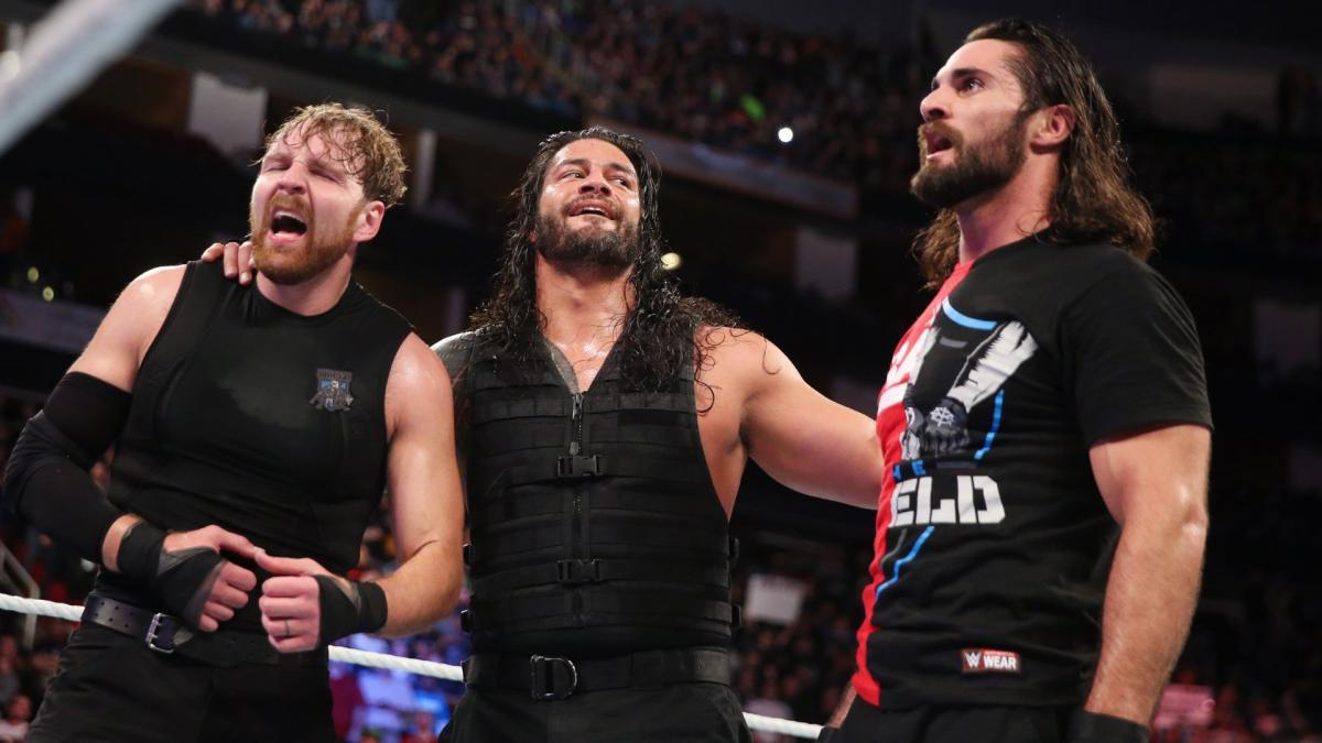 Wwe how the return of dean ambrose could save roman reigns wwe m4hsunfo