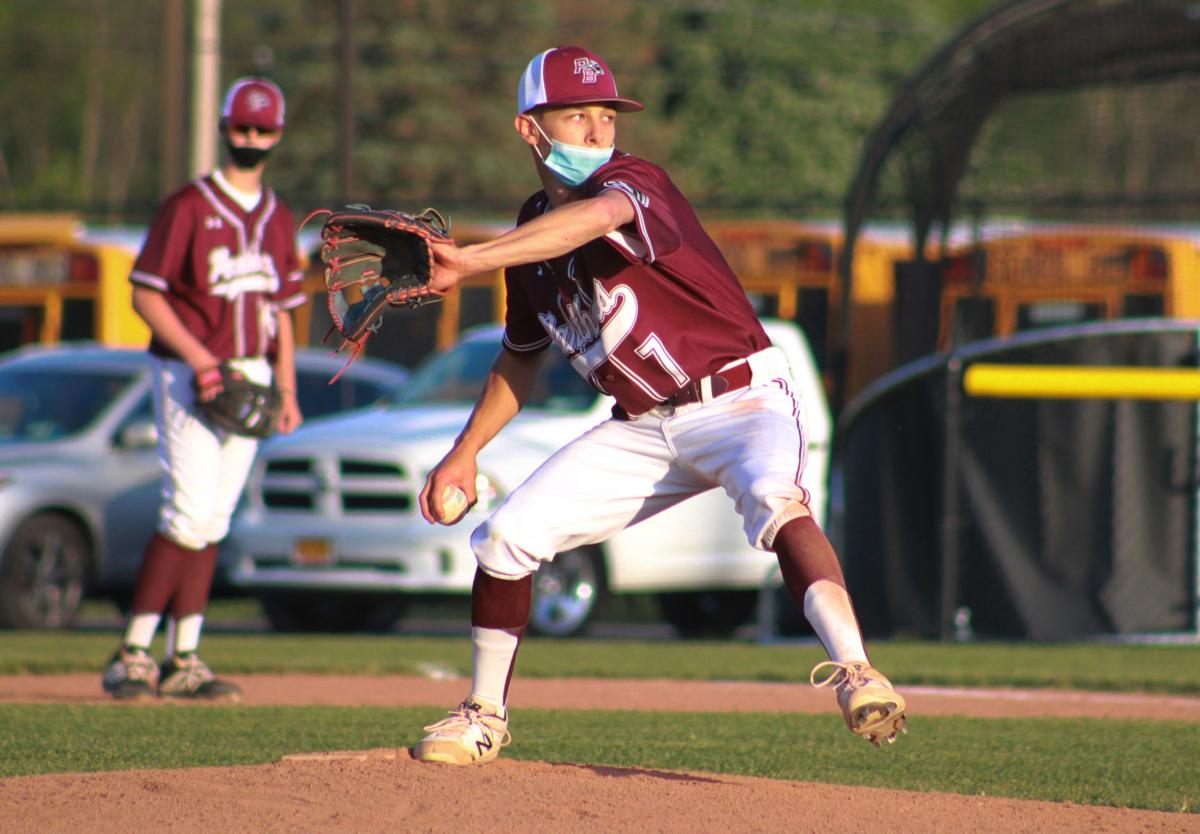 Baseball: Port Byron vs Weedsport - 2