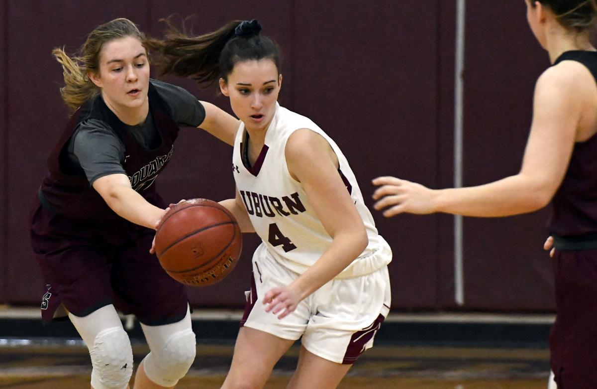 Auburn Girls Basketball Keeps It Close Can T Finish Off