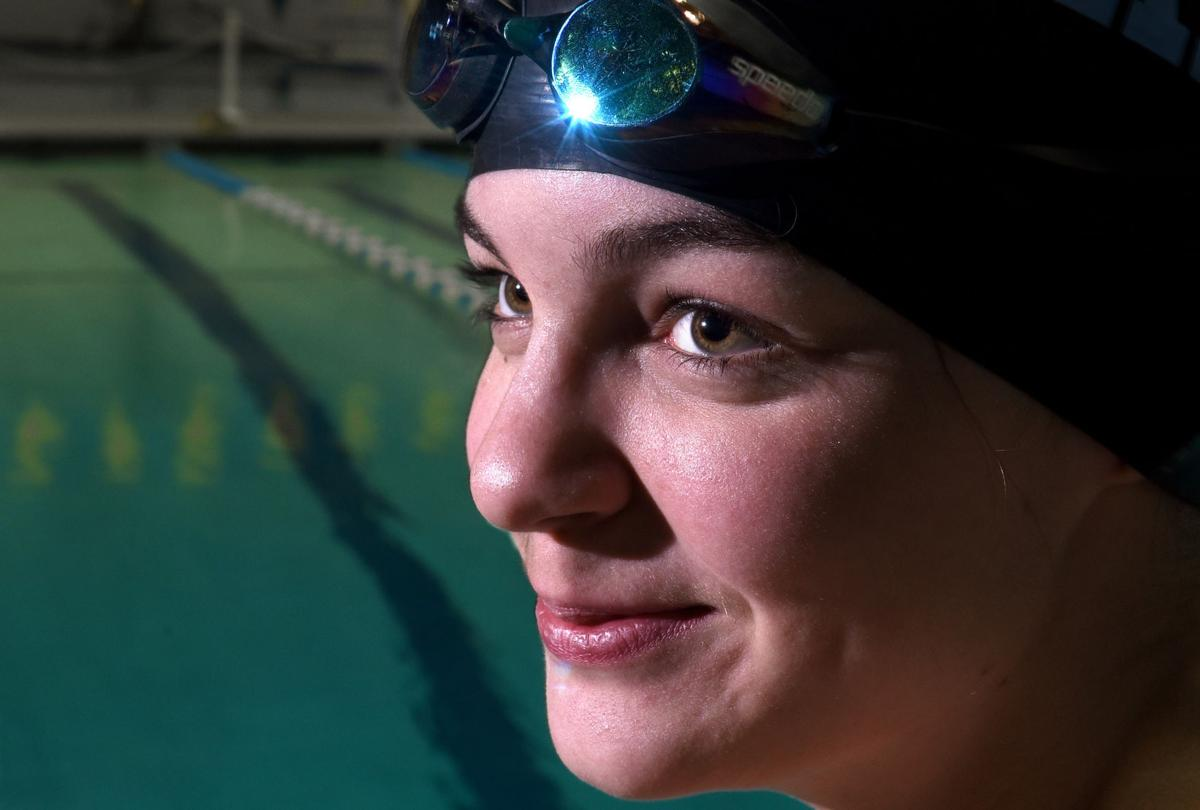 Girls Swimmer of the Year: Lily Buchholz, Skaneateles