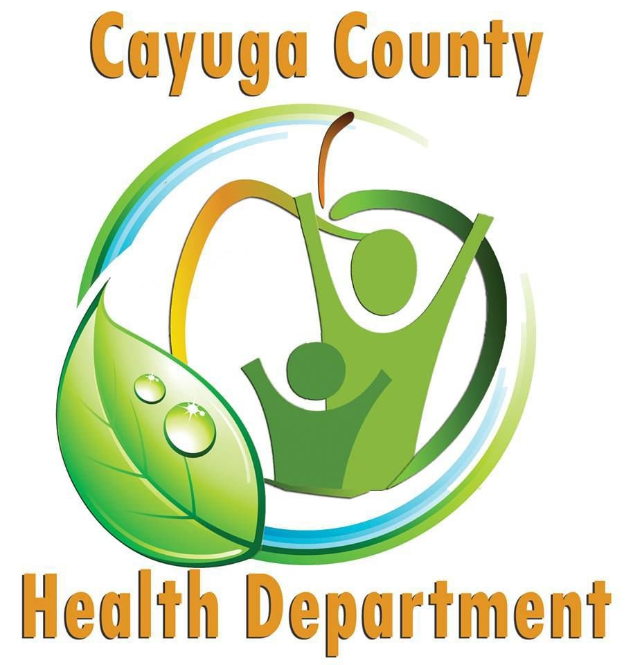Cayuga County Health Department logo