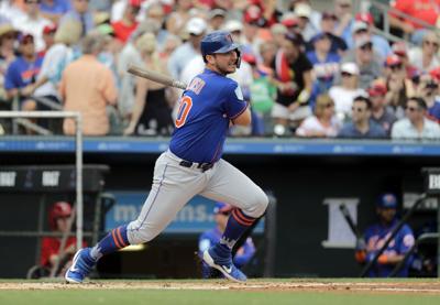 Mets-Alonso Baseball