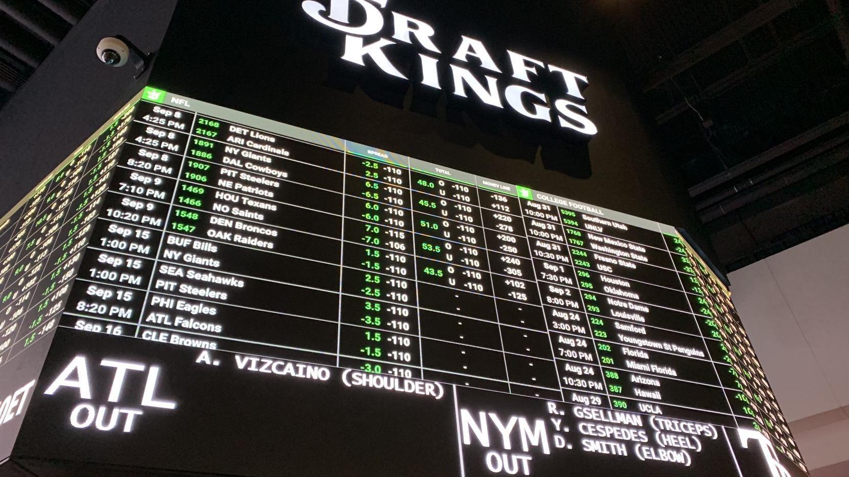 Seneca Sports Betting App
