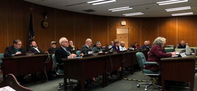 February Cayuga County Legislature