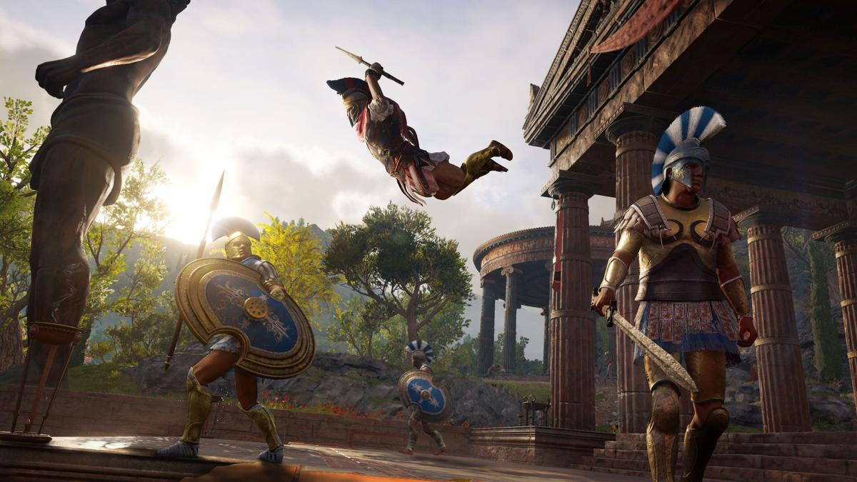 'Assassin's Creed Odyssey'