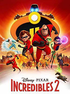 Incredibles 2, publicity photo