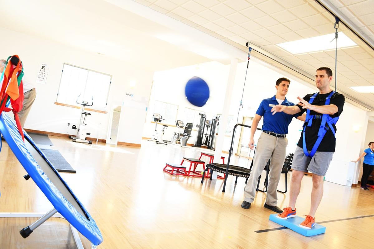 Balance and physical therapy - Fyzical Therapy And Balance Center In Skaneateles Puts Focus On Fall Prevention Balance Systems