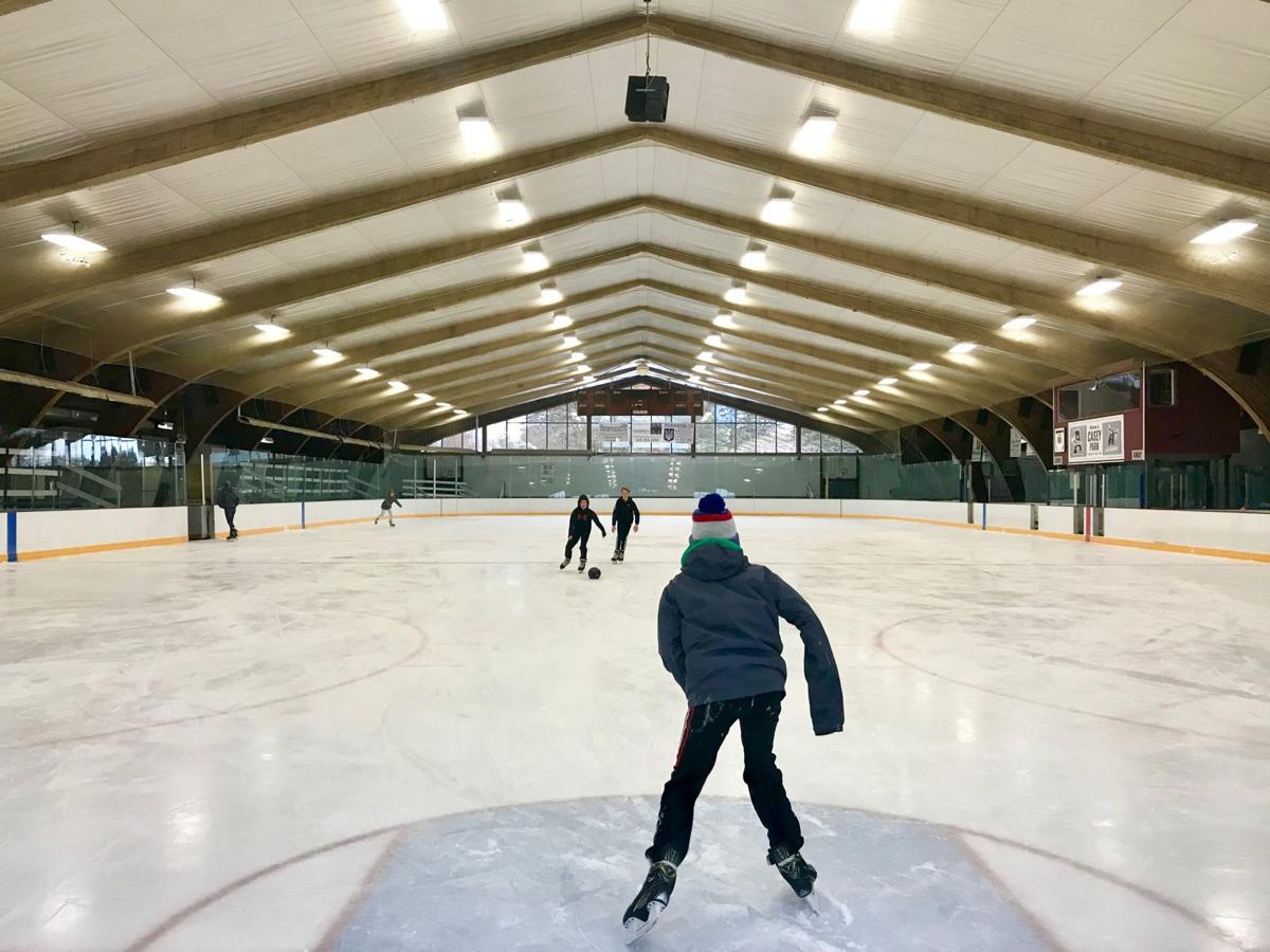 Casey Park Ice Rink