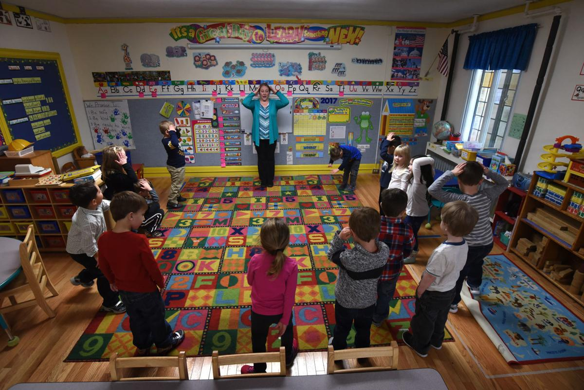 Westminster Nursery School 1